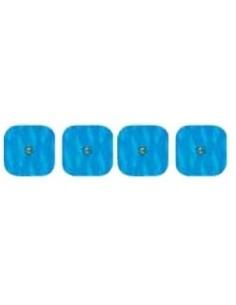 CONFEZIONE N. 4 ELETTRODI 50X50 CLIPS