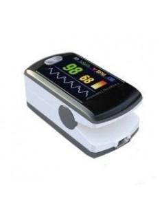 Pulsossimetro portatile da dito con connessione a personal computer