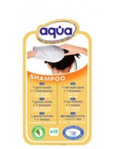 Guanto umidificato Aqua® SHAMPOO
