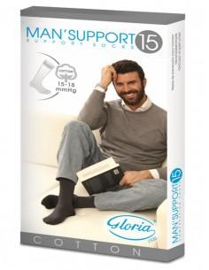 Man Support 15 Gambaletto uomo cotone