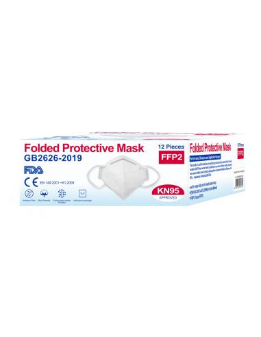 MASCHERINE DPI KN95 | FFP2 | CERTIFICATE