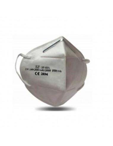 Mascherine FFP2 certiicate